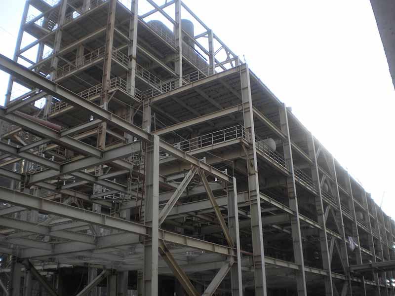 多高层钢结构建筑体系